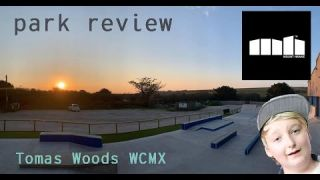 Skate Park Review [Mount Hawke] Tomas Woods WCMX